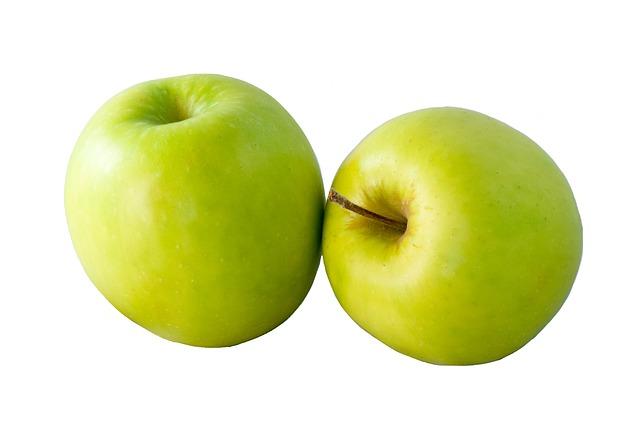 Mango-Apfel + Heidelbeeren
