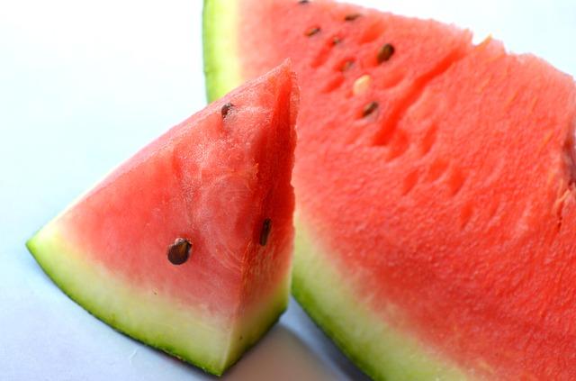 Melone-Mango mit Kiwi
