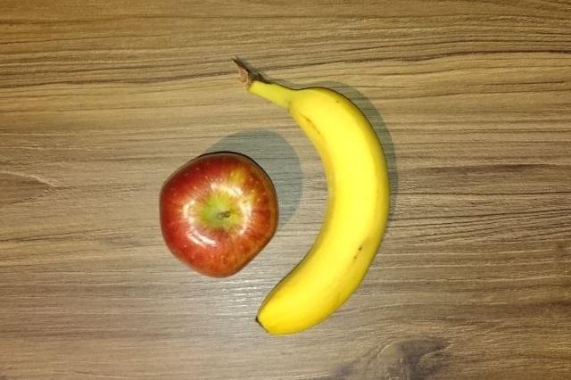 Apfel + Banane